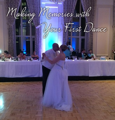 Making Memories with Your First Dance as a Married Couple