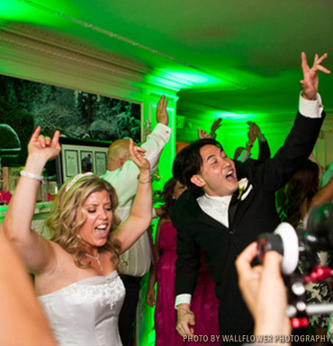 Making Your Wedding Reception a Fun Celebration
